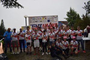 a vivai Ziriò corso il Campionato siciliano XCO