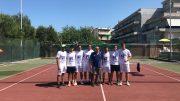 Filari Tennis festeggia la promozione