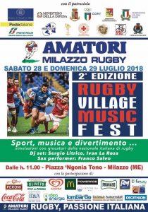 Rugby Village Music Fest