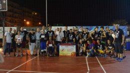 Street Basket Milazzo