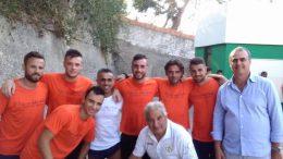 Arrigo, Iovine, Affè, Gazzetta, Brancati e Fleres