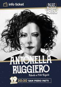 Antonella Ruggiero concluder il festival di Blue Notes nel Borgo con un esclusivo concerto