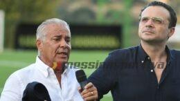 Sciotto e De Luca