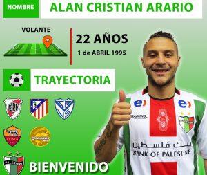 Alan Cristian Arario