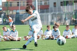 Summer Camp Clinic Real Madrid