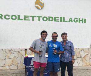 premiazione torneo maschile