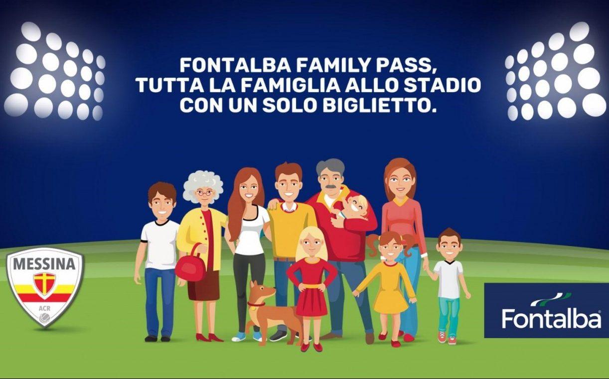 Fontalba Family Pass