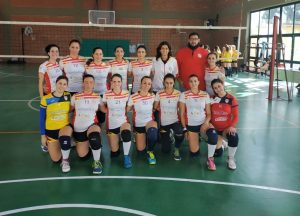 Mondo Volley Messina 1 Div Femminile