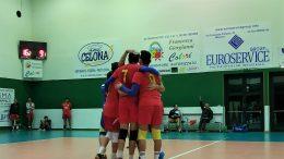Mondo Volley festeggia il punto
