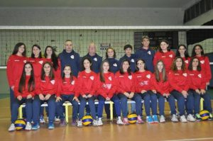Play Volley Under 16