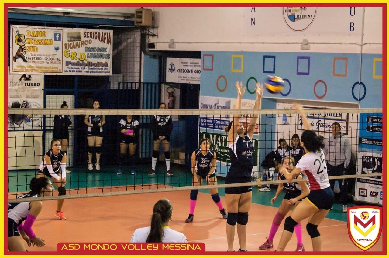 Valentina Grillone - Mondo Volley