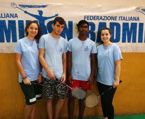 Badminton Messina
