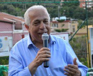 Il presidente Margareci