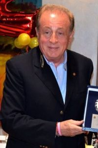 Massimo Rinaldi, presidente dell'Ac Messina