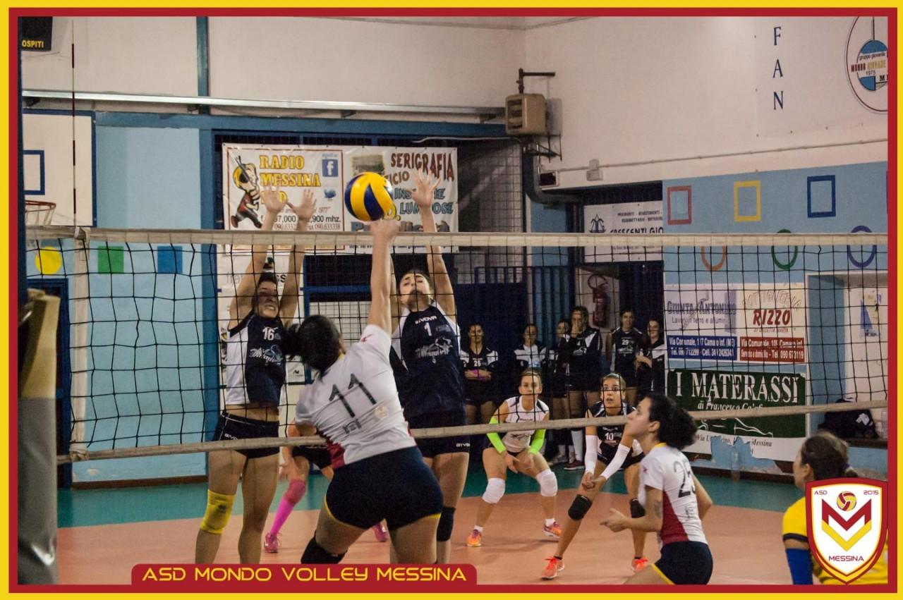 Simona Vento - Mondo Volley