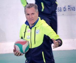 Coach Pietro Camiiolo - Amando Volley