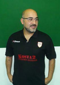 coach Peppe Tricomi
