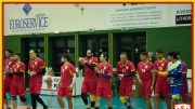 ingresso in campo Mondo Volley