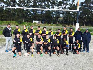 Messina Rugby U16