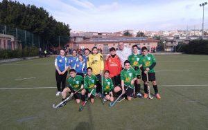 Le squadre U12 femminile e maschile della Raccomandata Giardini