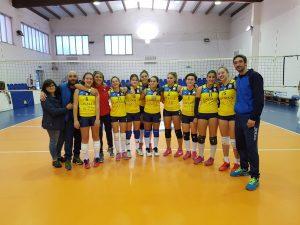 La Saracena Academy Volley Under 16