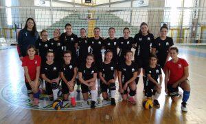 Saracena Volley Under 14