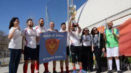 La Polizia di Stato di Reggio Calabria si è aggiudicata la prima edizione del torneo ABC