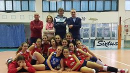 La Play Volley Barcellona Under 16