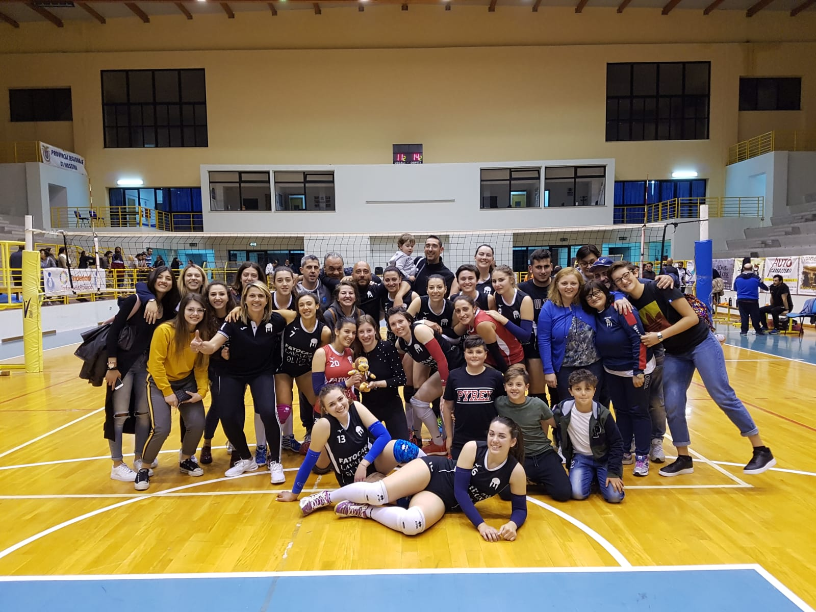 Saracena Volley playoff