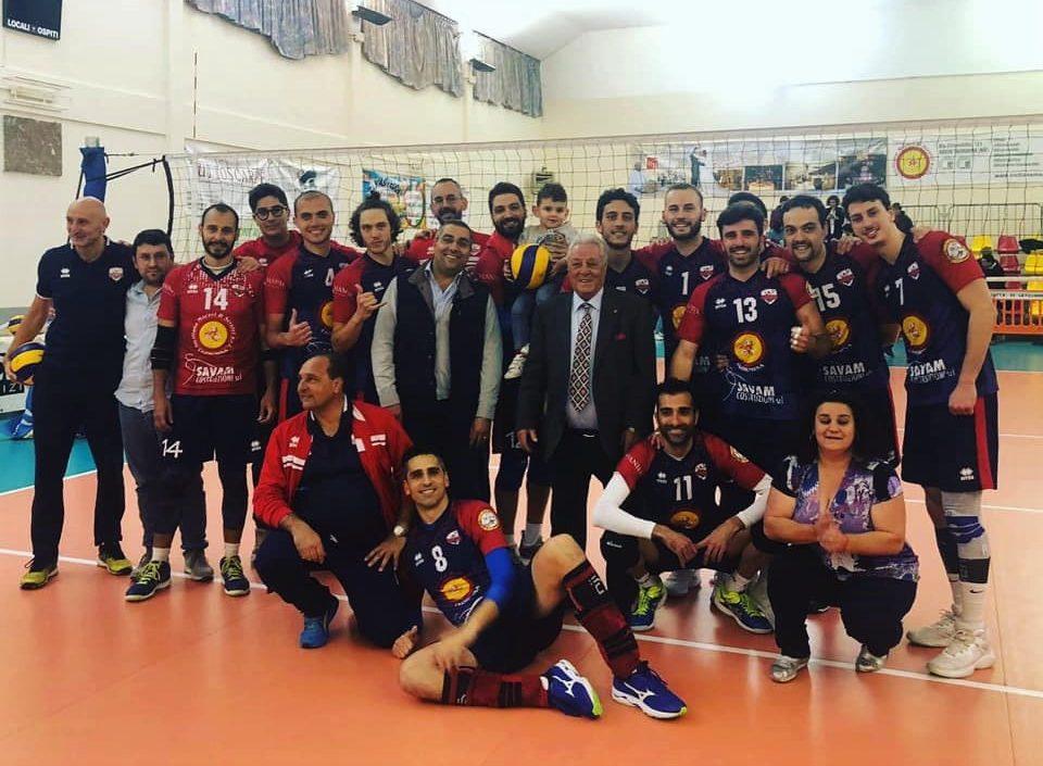Savam Volley Letojanni