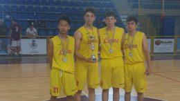 Lions Messina U 16