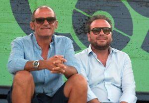 Pasquale Rando e Antonio D'Arrigo
