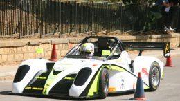 Emanuele Schillace (Radical SR4 Suzuki) ha agguantato la vittoria nell'ultimo spezzone di gara