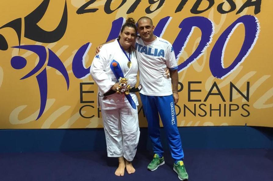 Europei Judo Ibsa
