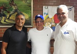 Saranno valutate possibili sinergie tra la Italian American Baseball Foundation e il CUS Unime