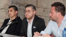 Obbedio, Sciotto e D'Arrigo