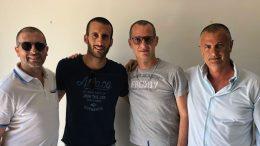 Claudio Calafiore torna al Sant'Agata dopo una parentesi all'Acquedolcese