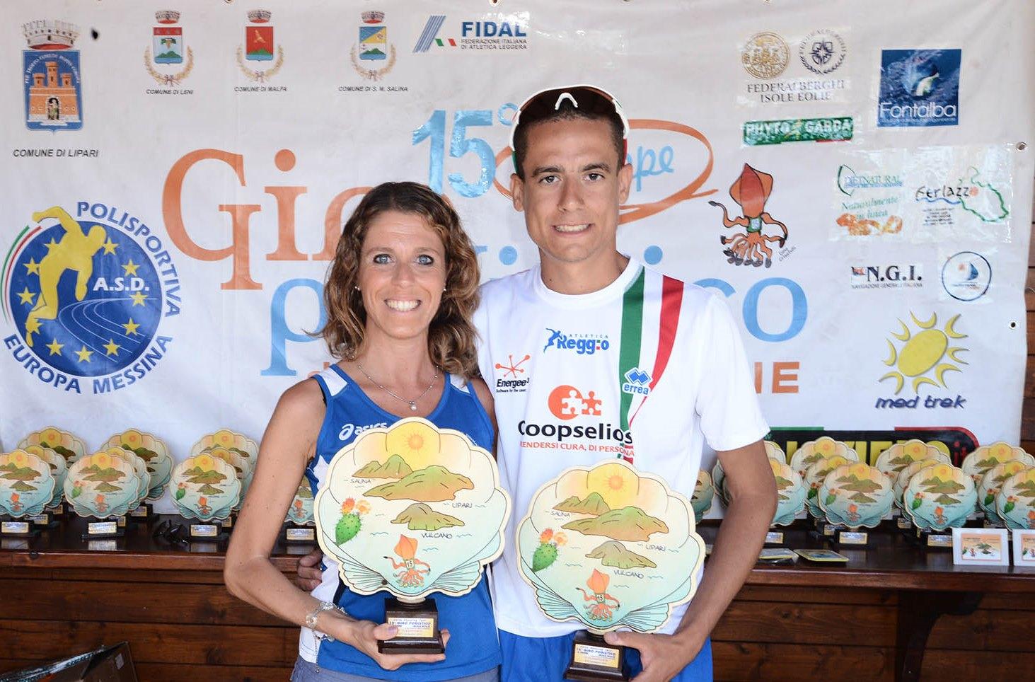 I vincitori dell'edizione 2015