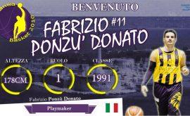 Fabrizio Ponzù Donato