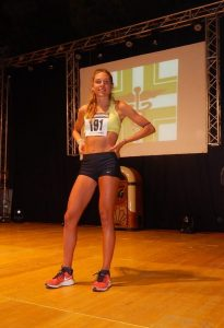 La vincitrice Marta Zenoni
