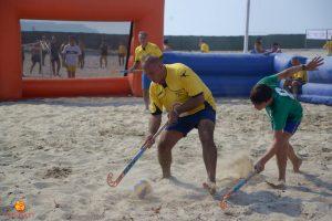Beach Hockey