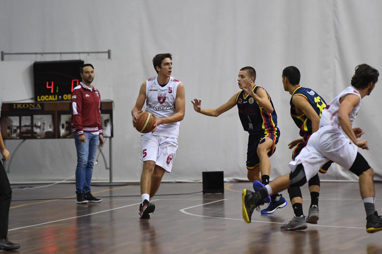 Stefan Spasojevic in azione