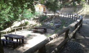 Passaggio Trail sui Monti Peloritani
