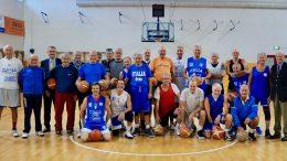 Nazionale italiana Maxibasket