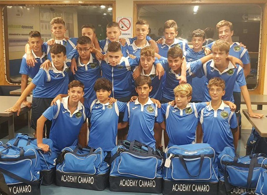 Academy Camaro