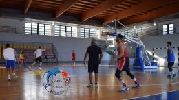 ZS Group Messina, preparazione campionato c silver