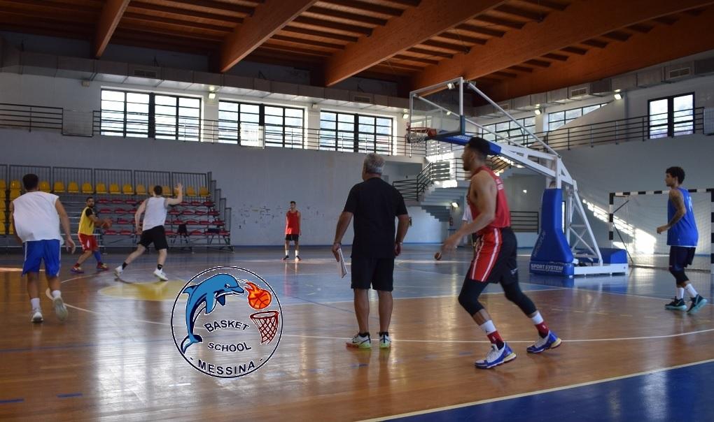 ZS Group Messina, preparazione campionato c silver
