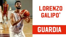 Lorenzo Galipò - Minibasket Milazzo