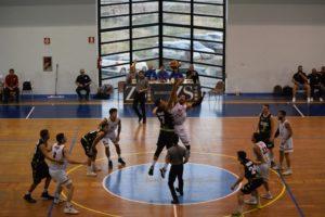 Basket School Fortitudo Palla a due