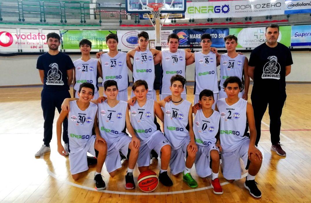 Under 15 Svincolati Milazzo